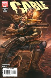 Cable #1 Rob Liefeld Retail Variant (2008) Marvel comic book